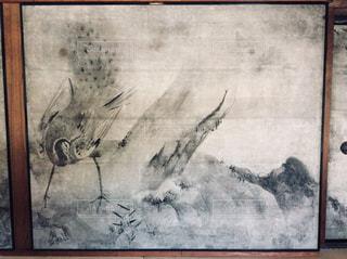 花鳥図の写真・画像素材[1717583]