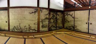 竹林七賢図の写真・画像素材[1717585]