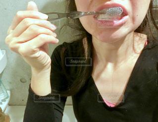 歯ブラシの写真・画像素材[1878116]