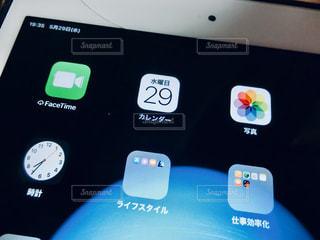 iPadの写真・画像素材[2162307]