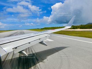 久米島空港の写真・画像素材[2339002]