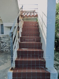階段の写真・画像素材[3680067]