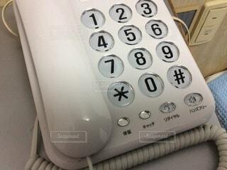 固定電話の写真・画像素材[3934762]