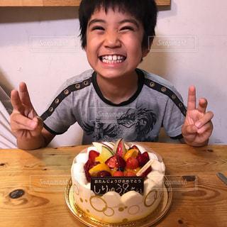 ケーキの写真・画像素材[632260]