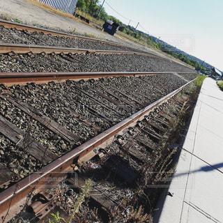 線路の写真・画像素材[632060]