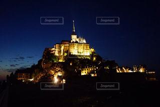 夜景の写真・画像素材[632689]