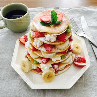 パンケーキの写真・画像素材[320379]