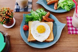 朝食の写真・画像素材[611276]