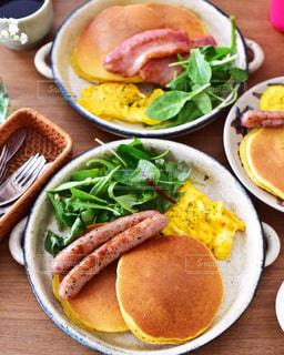 休日の朝食 - No.1050918