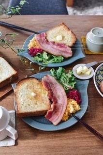 朝食の写真・画像素材[3607893]