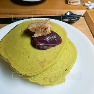 パンケーキの写真・画像素材[632866]