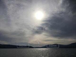 湖の写真・画像素材[633491]
