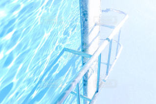 プールの写真・画像素材[633558]