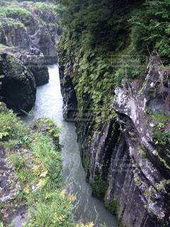 高千穂峡の写真・画像素材[683823]