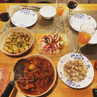 家庭料理の写真・画像素材[633863]