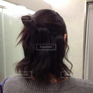 髪型の写真・画像素材[634041]