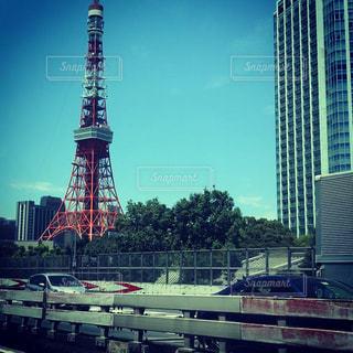 東京タワーの写真・画像素材[634191]