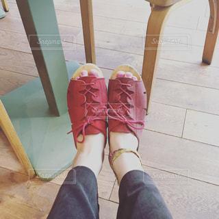 靴の写真・画像素材[634860]