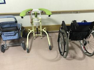 介護の移動用具の写真・画像素材[758151]