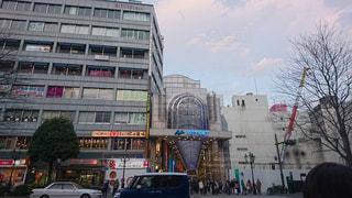 仙台アーケード街の写真・画像素材[637383]
