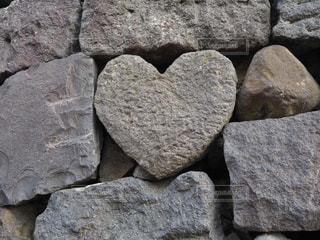 石の壁の写真・画像素材[1022607]
