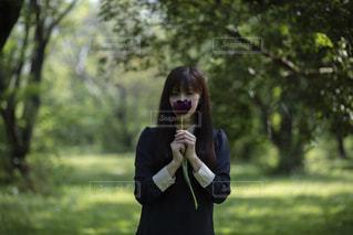 女性の写真・画像素材[640911]
