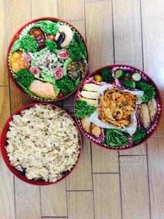 お弁当の写真・画像素材[641494]