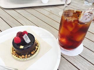ケーキの写真・画像素材[666008]