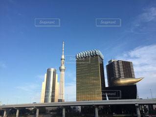 都市の高層ビルの写真・画像素材[788654]