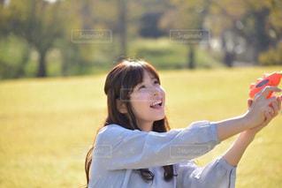 芝生の写真・画像素材[1584913]
