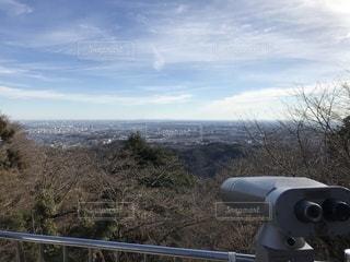 山の眺めの写真・画像素材[1078523]