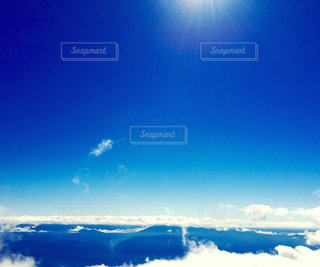空には雲のグループ - No.749809
