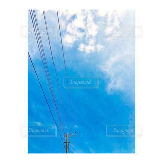 空と雲の写真・画像素材[1296451]