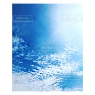 雲の多い世界の写真・画像素材[1296452]