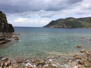 青い海の写真・画像素材[639462]