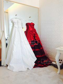 ドレスの写真・画像素材[640477]