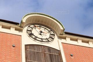大きな時計の写真・画像素材[2793602]