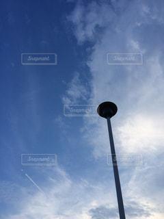 8月の空の写真・画像素材[698646]