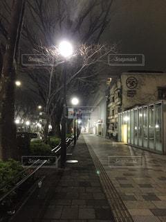 夜景の写真・画像素材[640977]