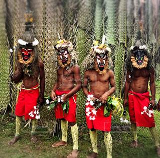 パプアニューギニアの写真・画像素材[641070]