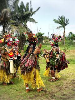パプアニューギニアの写真・画像素材[641075]
