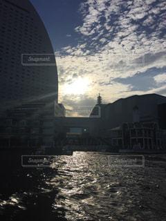 sunsetの写真・画像素材[641323]