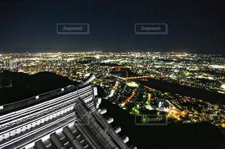 岐阜城からの夜景 - No.784337