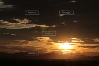 夕焼けの写真・画像素材[642562]