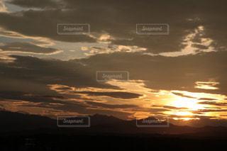 夕焼けの写真・画像素材[642566]