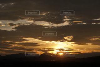 夕焼けの写真・画像素材[642567]