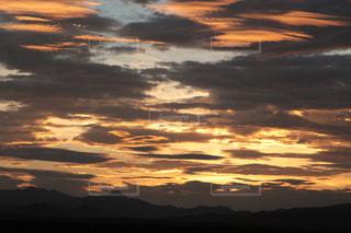 夕焼けの写真・画像素材[642568]