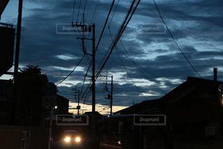 夕方の写真・画像素材[642569]