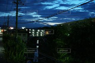 夕方の写真・画像素材[642570]