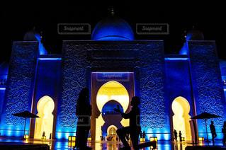 モスクの写真・画像素材[689466]